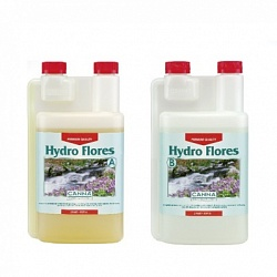 CANNA Hydro Flores A+B, 1 L (soft water)